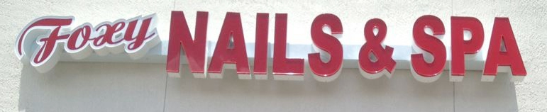 Foxy Nails & Spa Vero Beach